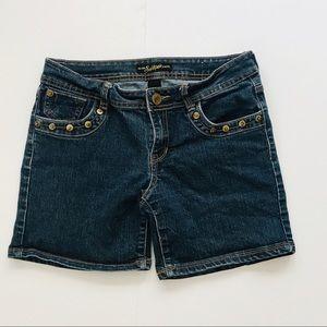 South Pole Jean Shorts Sz 9